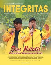 Majalah Integritas Edisi September-Oktober 2017